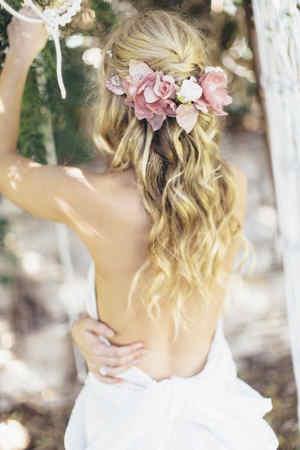 amor con flores