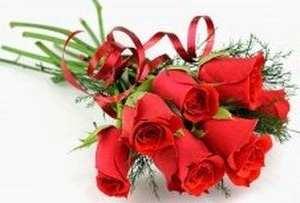 floristeria envio ramo rosas