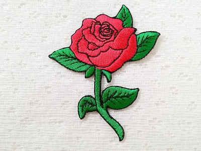 imagenes de flores para pintar en tela