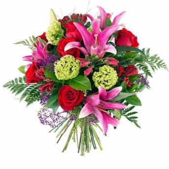 ramos de flores enamorados 3