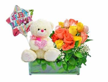 ramos de flores para cumpleaños 9